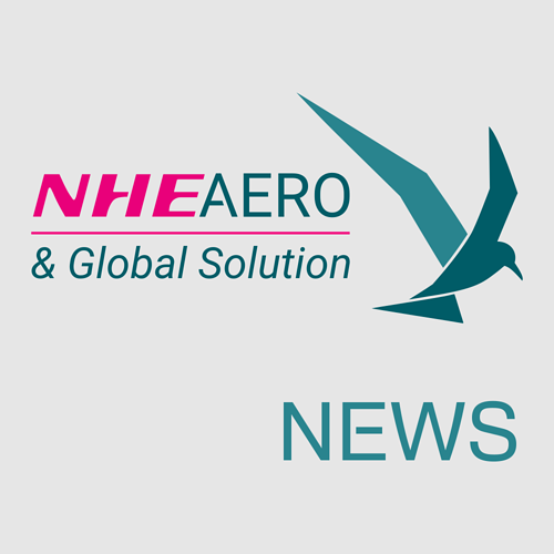 Servicing carried out by NHE AERO 0