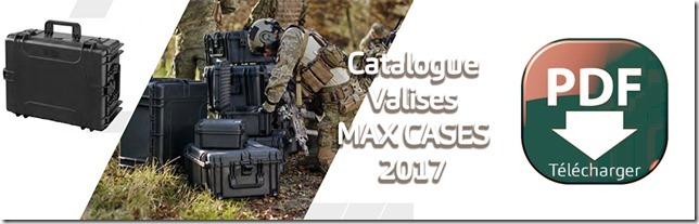 MAX - valises de transport tout-terrain